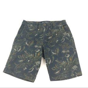 American Eagle Men's Green Shorts 30